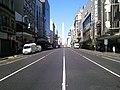 Buenos Aires - Avenida Corrientes - Obelisco - panoramio.jpg