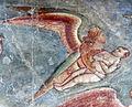 Buffalmacco, trionfo della morte, diavoli 24.JPG