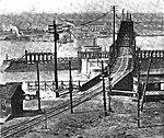 Building new Hannibal Bridge (1917).jpg