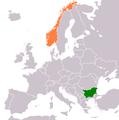 Bulgaria Norway Locator.png