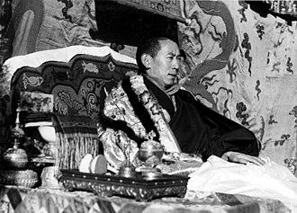 Jamphel Yeshe Gyaltsen - Jamphel Yeshe Gyaltsen, 1938