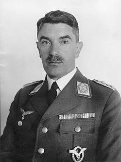 Alexander Löhr Austrian Air Force commander and German general