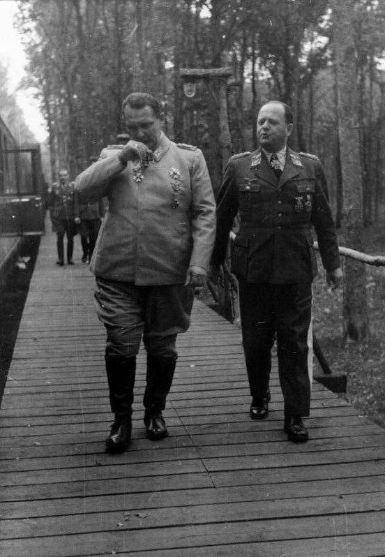 Bundesarchiv Bild 146-1979-187-16, Hermann Göring und Erhard Milch