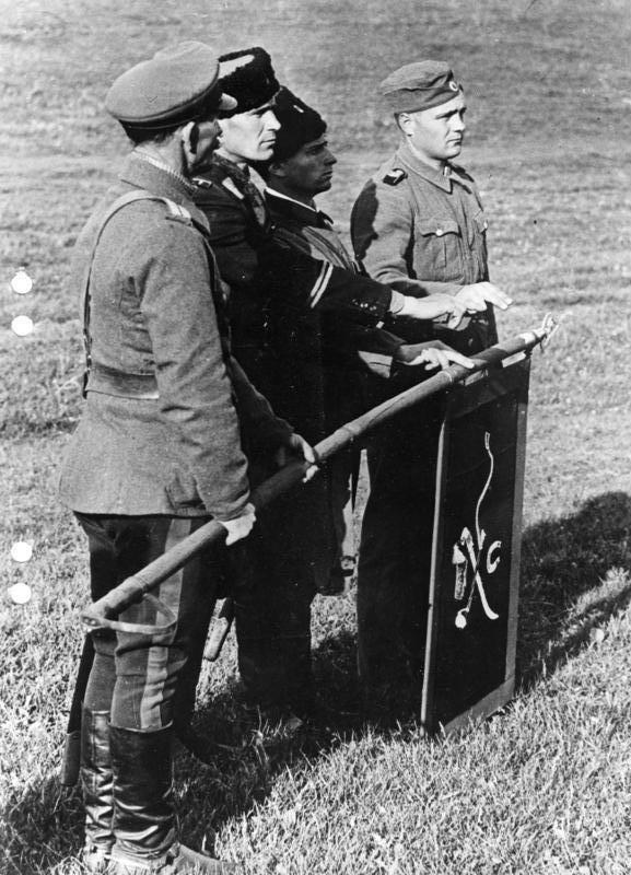 Bundesarchiv Bild 146-2008-0335, Russland, Kosaken in der Wehrmacht