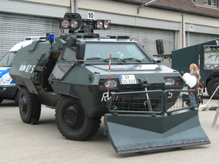 TM-170 armored personnel carrier