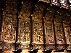 Burgos - Catedral 075 - Coro.jpg