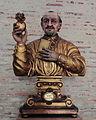 Buste de Saint-Vincent de Paul, Basilique Saint Sernin de Toulouse 01.JPG