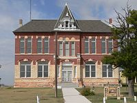 Butterfield Trail Museum (Russell Springs, KS) from E 1.JPG