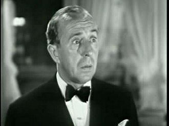 Charles Butterworth (actor) - Charles Butterworth in Second Chorus (1940)