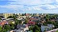 Bydgoszcz - widok z zabytkowej wieży ciśnień w kierunku Szwederowa. - panoramio.jpg