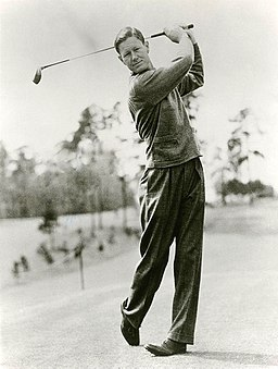 Byron Nelson by Acme, 1944