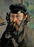 Cézanne, Paul - Self-Portrait in a Casquette.jpg