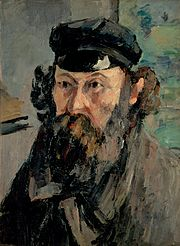Cézanne, Paul - Self-Portrait in a Casquette.jpg