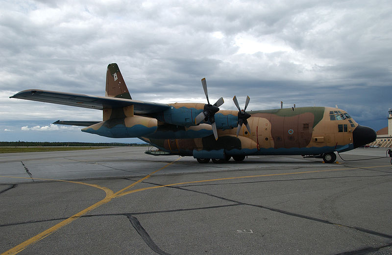 C130-Hercules  E.A. Argentina