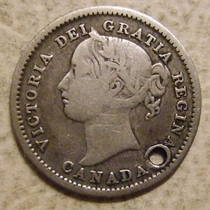 Dime (Canadian coin)