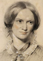 Picture of an author: Charlotte Brontë