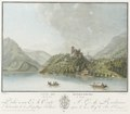 CH-NB - Ringgenberg, Schlossruine und Kirche, von Osten - Collection Gugelmann - GS-GUGE-WOLF-7-21.tif