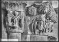 CH-NB - Sion, Basilique de Valère, Chapiteaux, vue d'ensemble - Collection Max van Berchem - EAD-8639.tif