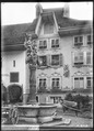 CH-NB - Solothurn, St. Georgsbrunnen, vue d'ensemble - Collection Max van Berchem - EAD-6932.tif