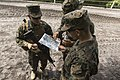 CLC-36 practices land navigation skills at Camp Fuji during Exercise Dragon Fire 2014 140715-M-EP064-159.jpg
