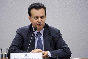 Gilberto Kassab - Image: CMMC Comissão Mista Permanente sobre Mudanças Climáticas (16993439704)