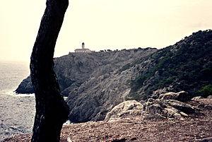CR, Faro de Capdepera 1969.jpg