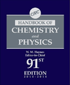 CRC Handbook of Chemistry and Physics 91st Edition.png