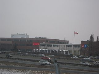 9 Channel Nine Court television studios owned by CTVs Toronto affiliate