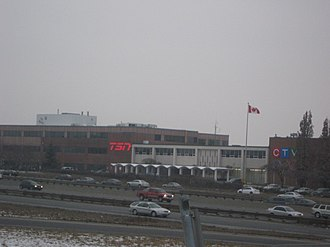 TSN Radio - TSN Radio's primary studios are also located at Bell Media's 9 Channel Nine Court, where TSN and CFTO-DT are based