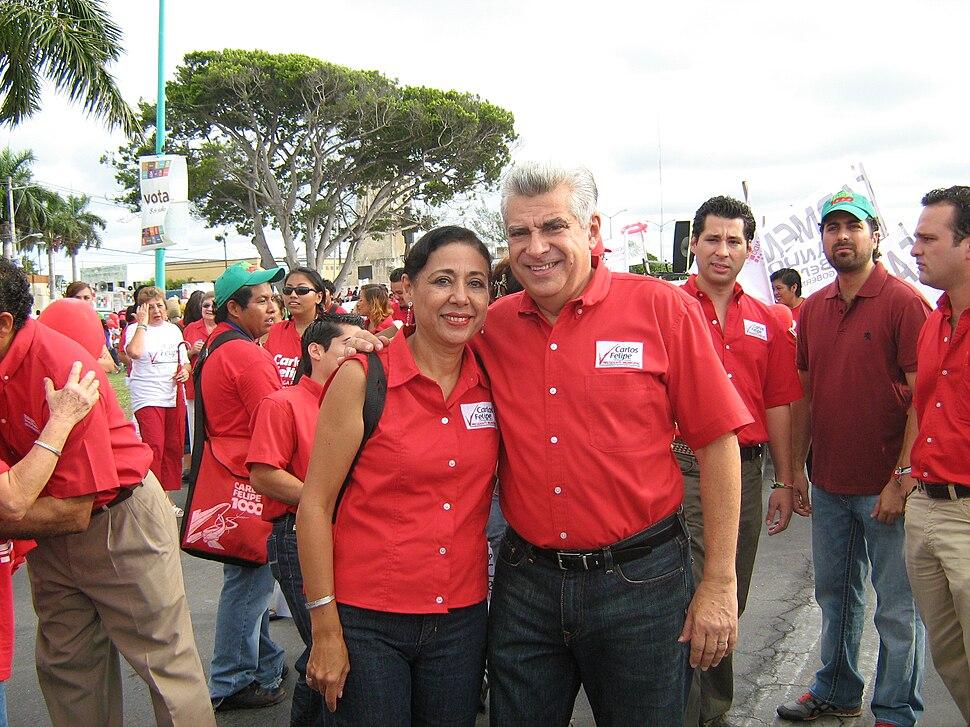 C F Ortega Rubio