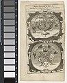 Caduceus met twee cornucopia Twee gekruiste olijftakken Pax Et Felicitas Temporum Pietate Et Justitia (titel op object) Symbola Divina et Humana Pontificum Imperatorum Regum (serietitel), RP-P-2016-1042-261.jpg