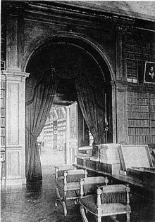 Bibliothèque — De Caen De Wikipédia Bibliothèque Caen ZPOiukXTw