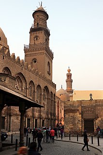 Muizz Street Street in Cairo Governorate, Egypt