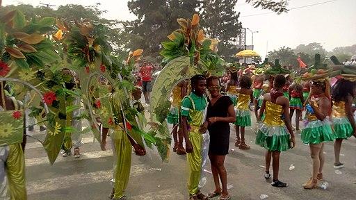 Calabar carnival Dec 2016...1