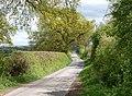 Calcutt Lane near Tomlow - geograph.org.uk - 1273810.jpg