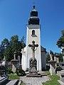 Calvary sculpture group and Saint Helena Chapel, 2020 Zalaegerszeg.jpg
