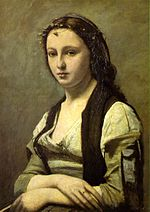 Camille Corot - Woman with a Pearl.jpg