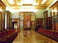 Campidoglio - pal senatorio sala delle bandiere PC080055.JPG