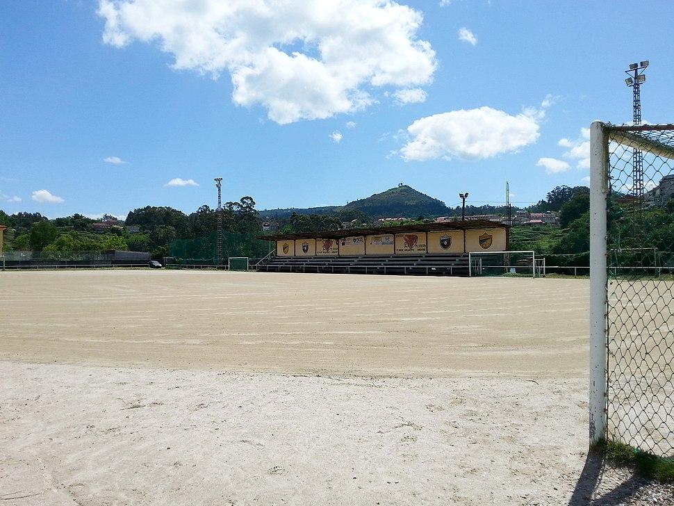 Campo de Fútbol da Xunqueira - Ponte Sampaio