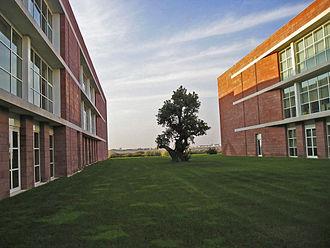 Tiscali - Tiscali Campus in Cagliari