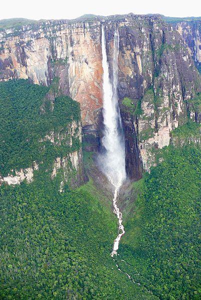 Ficheiro:Canaima - Salto Angel.jpg