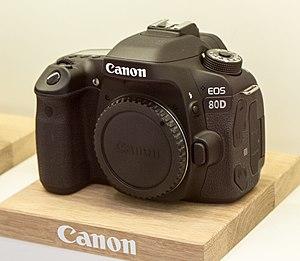Canon EOS 80D - Wikipedia