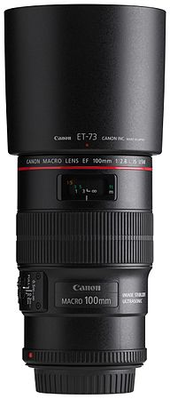 Canon EF 100mm f2.8L Macro IS USM front horizontal with hood.jpg