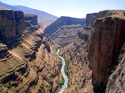 Canyon, north eastern Kurdistan.jpg