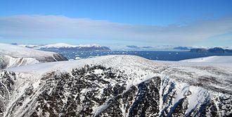 Cape York (Greenland) - Image: Cape York monument