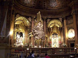 La venida de la Virgen a Zaragoza