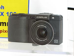 Ricoh - Caplio GX100