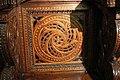 Cappella dei magi, stalli su disegno di Giuliano da Sangallo, 04.JPG