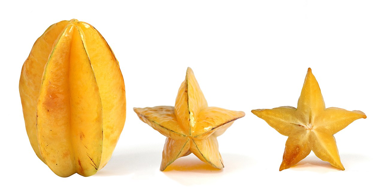 carambola fruit is a pumpkin a fruit
