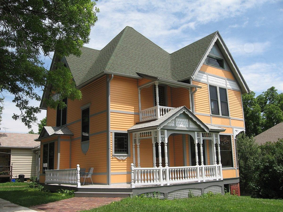 Carey house denison iowa wikipedia for Homes builders near me
